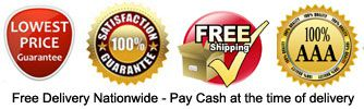 Free Delivery Nationawide - Pay Cash on Delivery